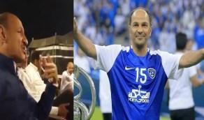 """عدنان درجان: """"يوسف الثنيان أضربه لا يهمه وعنده قدرة على المراوغة عند الخط"""" (فيديو)"""