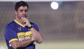 لاعبو النصر ينتظرون قرار فيتوريا بعودة التدريبات اللياقية