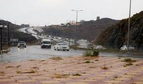 توقعات بهطول أمطار على بعض مناطق المملكة اليوم