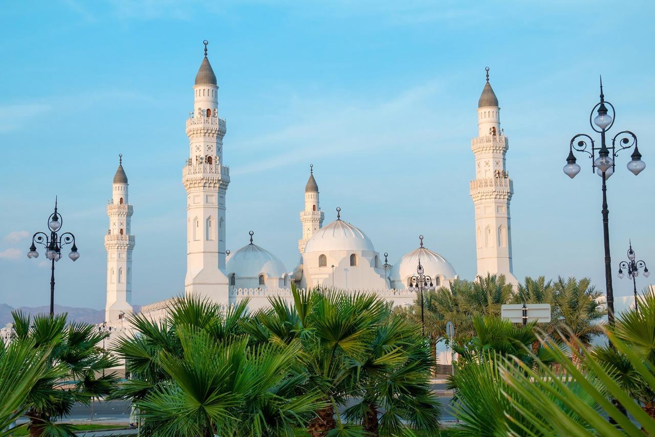 مسجد قباء أول مسجد أسسه النبي صلى الله عليه وسلم