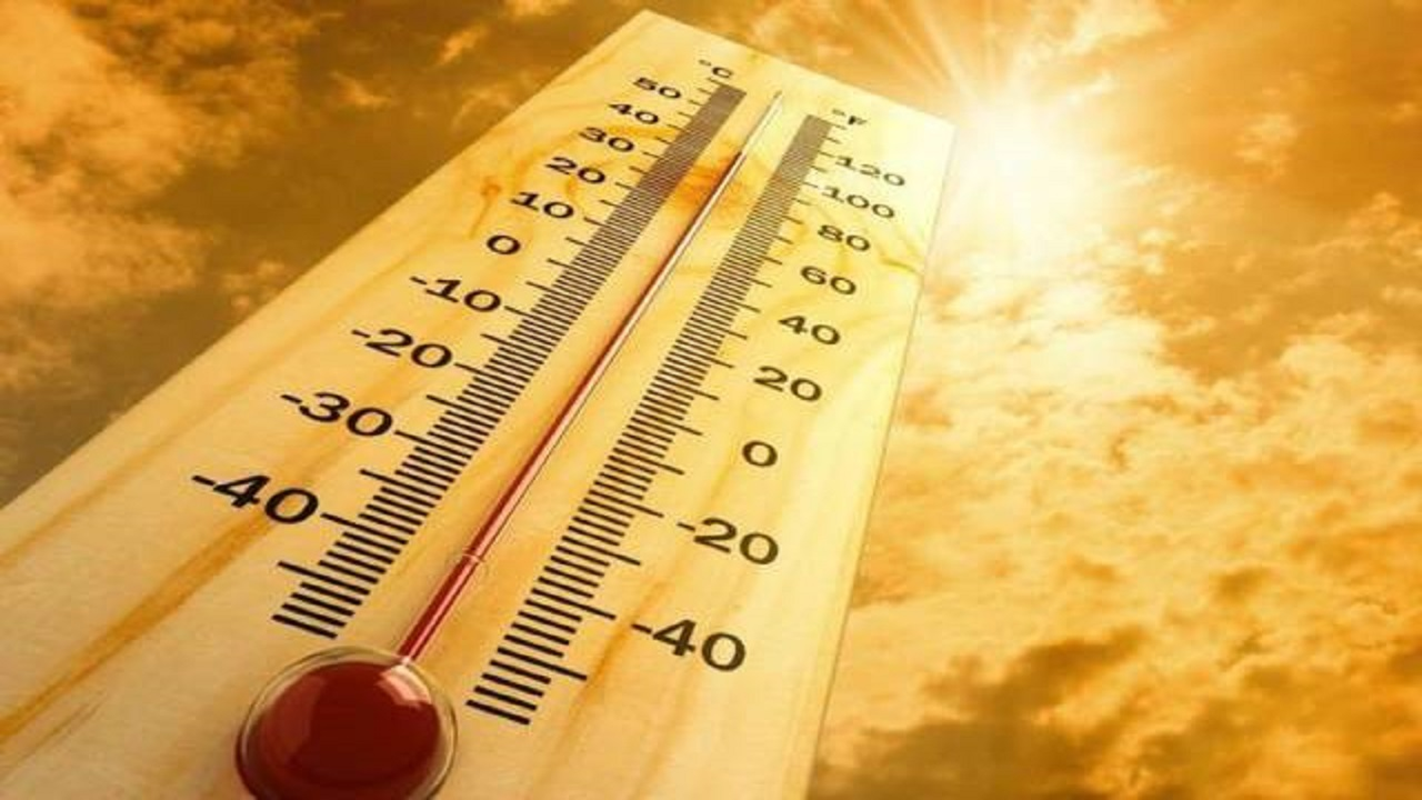 الأحساء تسجل اليوم أعلى درجة حرارة في المملكة