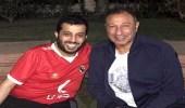 تعليق تركي آل الشيخ على تعرض حفيد الخطيب لوعكة صحية رغم الخلافات