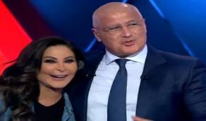 بالفيديو.. إليسا تفاجئ سياسي بارز بظهورها أمامه في بث مباشر