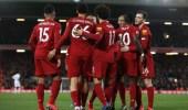 ليفربول يحصل على فرصة التتويج بلقب الدوري الإنجليزي على ملعب أنفيلد