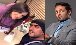 شقيق ياسمين عبدالعزيز يفاجئ الجميع ويهنئها بزواجها