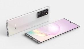 """تسريبات تكشف مزايا مدهشة في """"+Galaxy Note20"""" الجديد"""