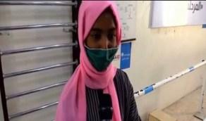 بالفيديو.. يمنية أعاد إليها مركز الملك سلمان للإغاثة الأمل في المشي مجددًا