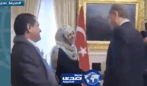 """لقاءات شيطانية بين أردوغان وتوكل كرمان: """"نجحنا في الهدف الأول"""""""