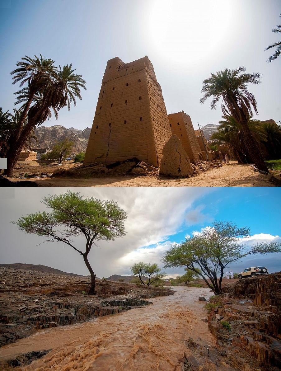نجران منطقة تجمع بين جمال الطبيعة والمواقع الأثرية