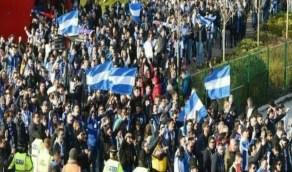 الشرطة البرتغالية تهدد جماهير بورتو بعد دعوات التجمع
