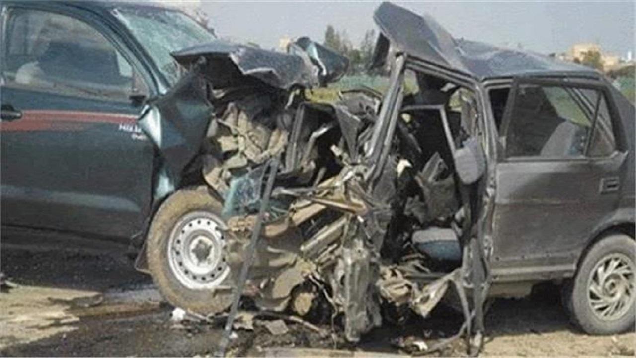 حادث تصادم يُخلف 8 إصابات في الرياض