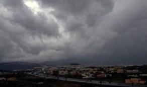 تقلبات جوية على معظم مناطق المملكة بدءً من الغد