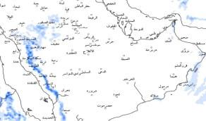 «الحصيني»: أمطار متفاوتة ورياح على عدة مناطق