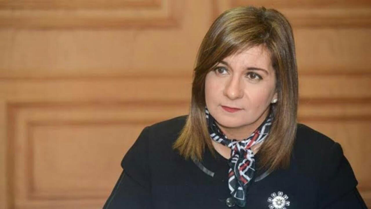 """وزيرة الهجرة بمصر تتوعد ميليشيات ليبيا:"""" مشهيعدي على خير """""""