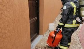 اندلاع حريق داخل مطبخ في وحدة سكنية بالدرب