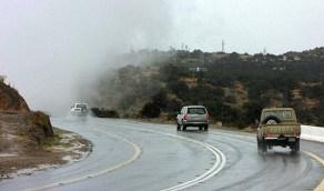 هطول أمطار رعدية على 3 مناطق غدًا