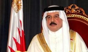صورة جديدة لملك البحرين تخطف الأنظار