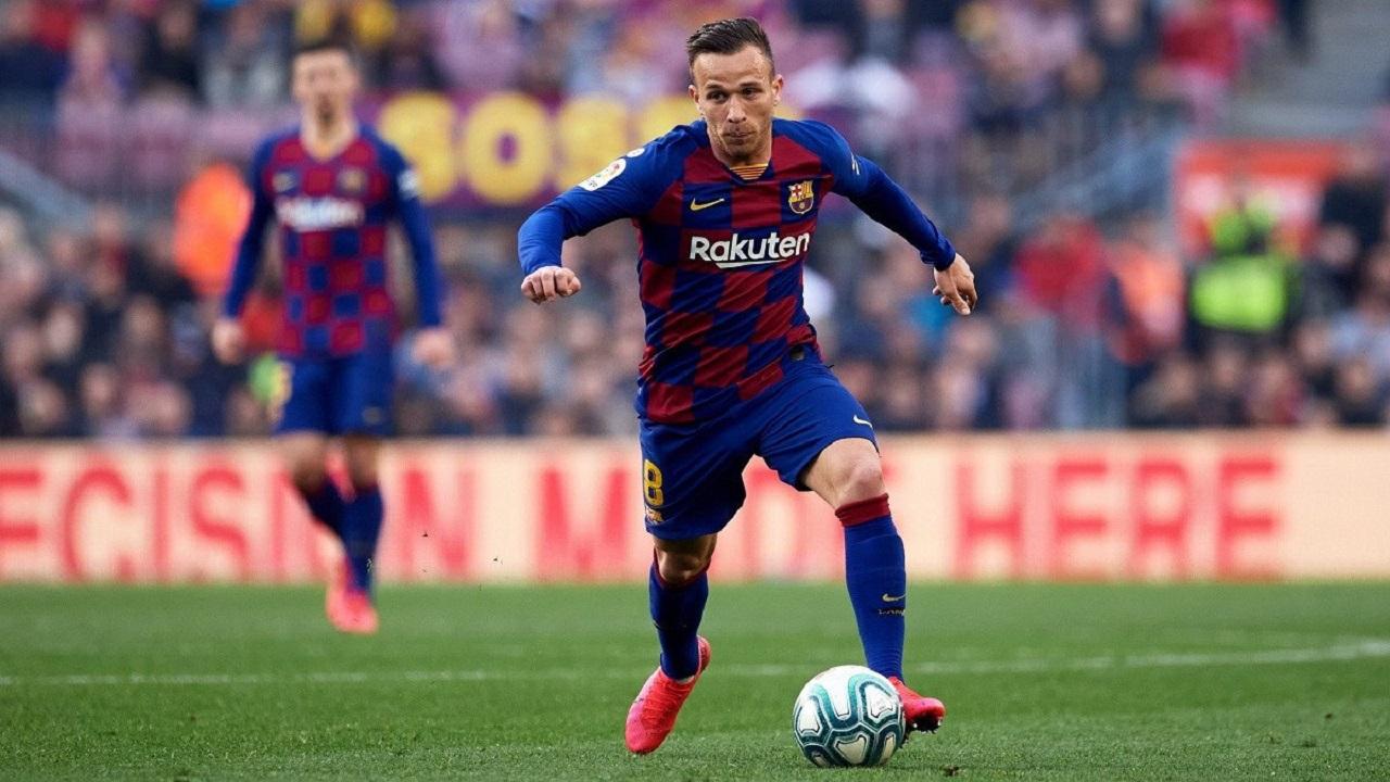 آرثر ميلو يغير موقفه من البقاء في برشلونة ويعطي أمل ليوفنتوس