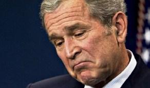 جورج بوش يخرج عن صمته بشأن الوضع في أمريكا