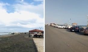 بالفيديو .. رصد تجمعات مخالفة للإجراءات الاحترازية على كورونيش جازان الجنوبي