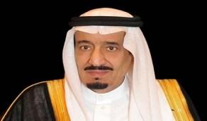 خادم الحرمين يشكر وزير البيئة لجهود الوزارة في تنمية الإيرادات غير النفطية