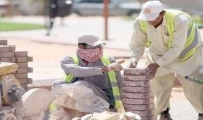 ضبط 679 مخالفة لقرار  منع العمل تحت أشعة الشمس