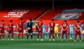 ليفربول يتعثر على ملعب إنفيلد للمرة الأولى هذا الموسم