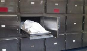 بالفيديو.. مفاجأة رجل حي في ثلاجة الموتى