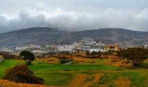 إنقاذ شخصين عالقين في جبل آل مرير بالمجاردة