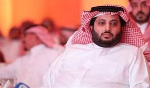 تركي آل الشيخ ينعي عبدالله بن ابراهيم آل الشيخ