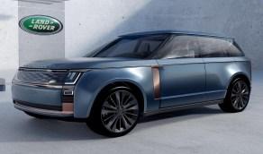 بالصور.. مواصفات مذهلة لسيارة لاندروفر 2021