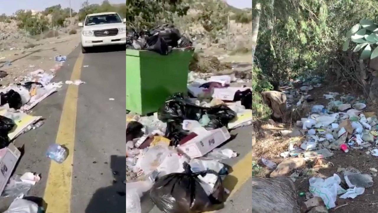 إعفاء رئيس بلدية الشفاء بالطائف بسبب مشكلة النظافة