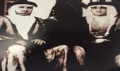 صورة نادرة للملك فهد ومعه خاله الأمير خالد الأحمد السديري