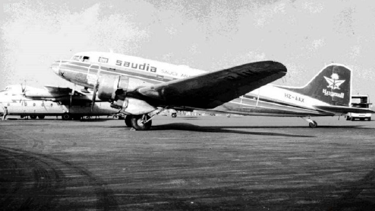 بالفيديو..قصة ركوب الأميرة نورة للطائرة بعدما أقنعها المؤسس بعدم الخوف