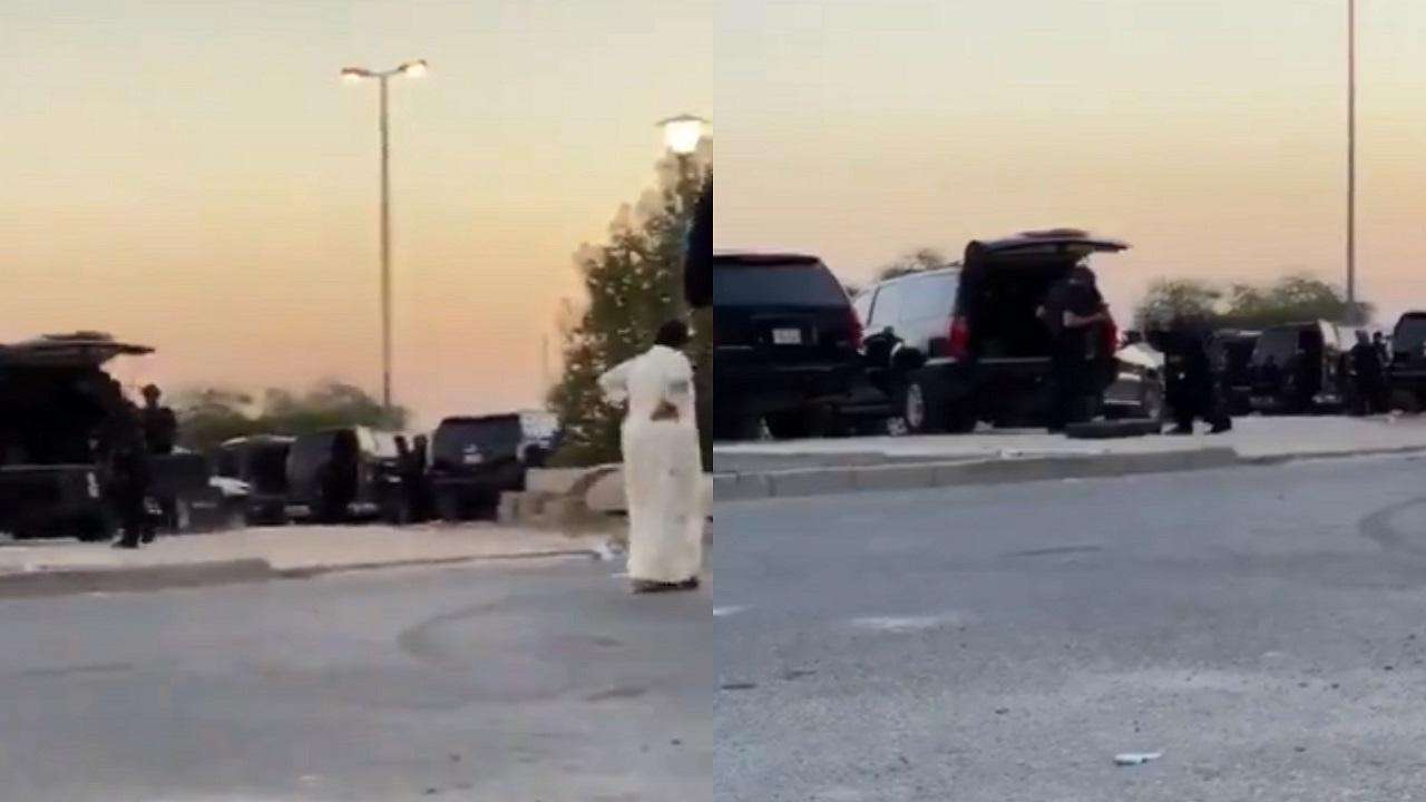 بالفيديو.. مطلق النار بالكويت أنهى حياته بطلقة