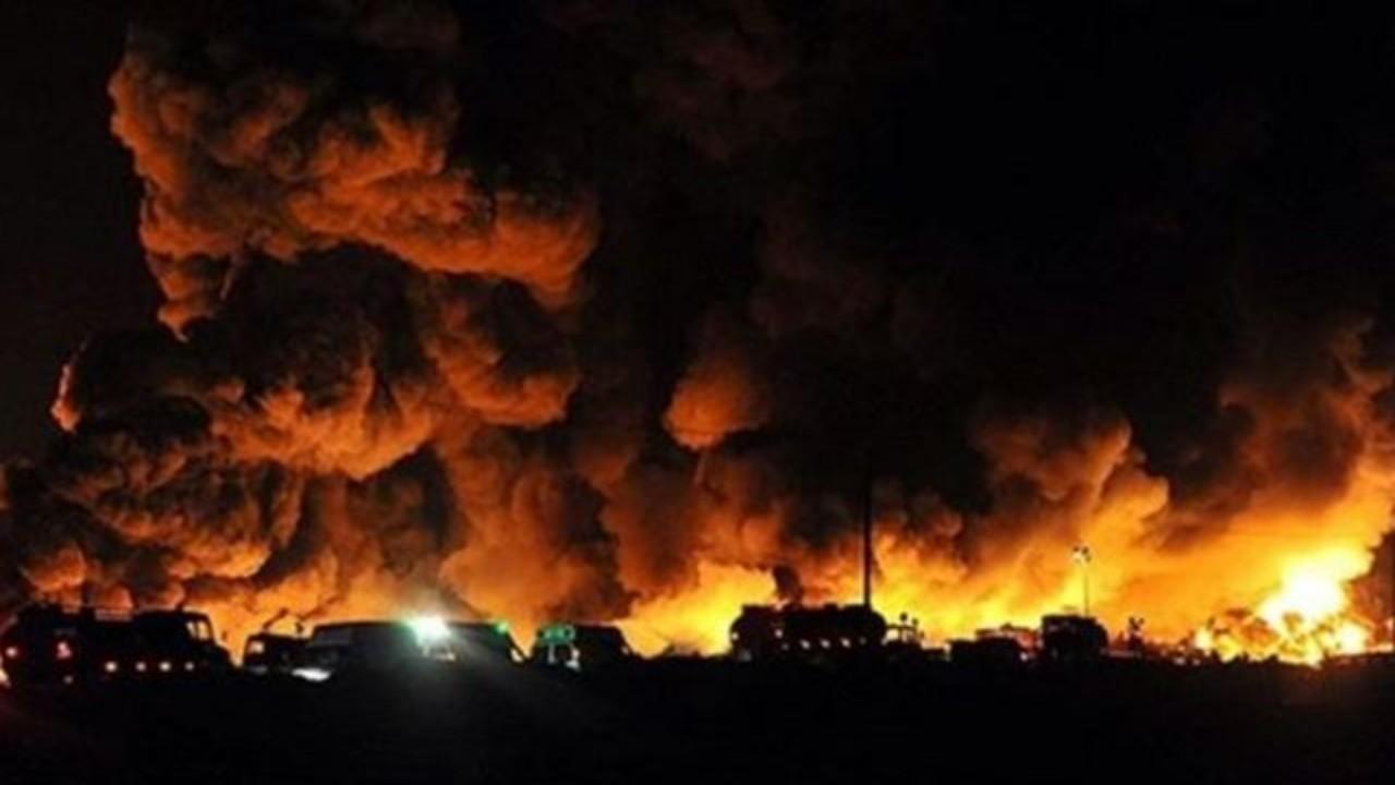 وقوع انفجارات غرب العاصمة الإيرانية طهران