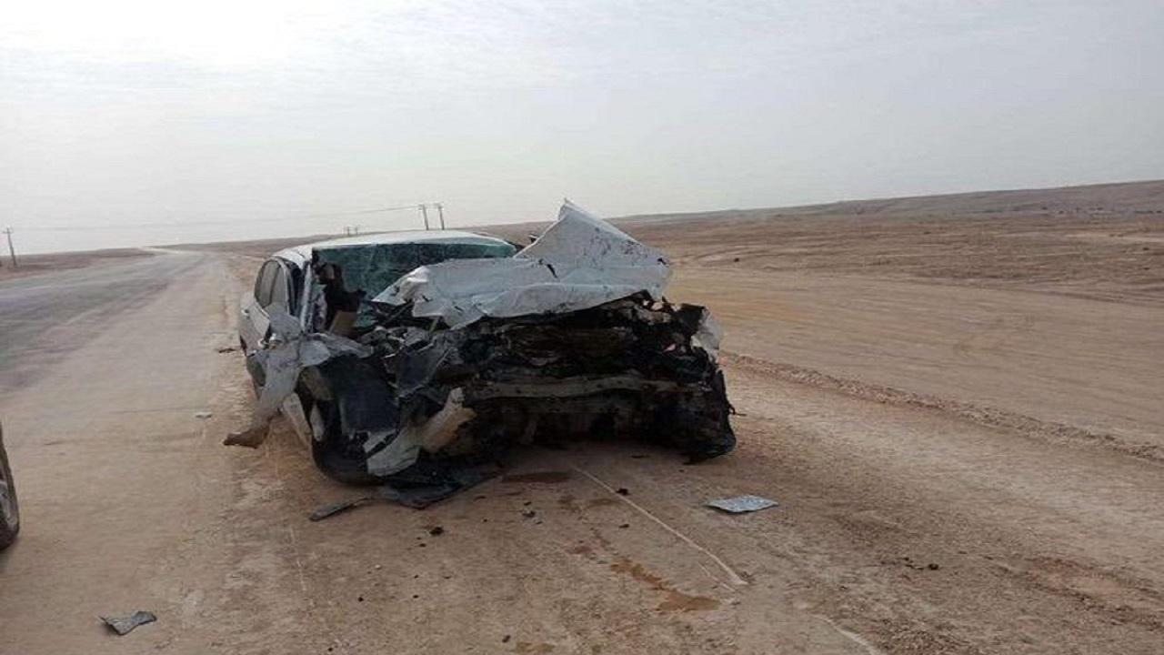 وفاة نجل الإعلامي خالد الفضلي وعائلة كاملة في حادث مروع
