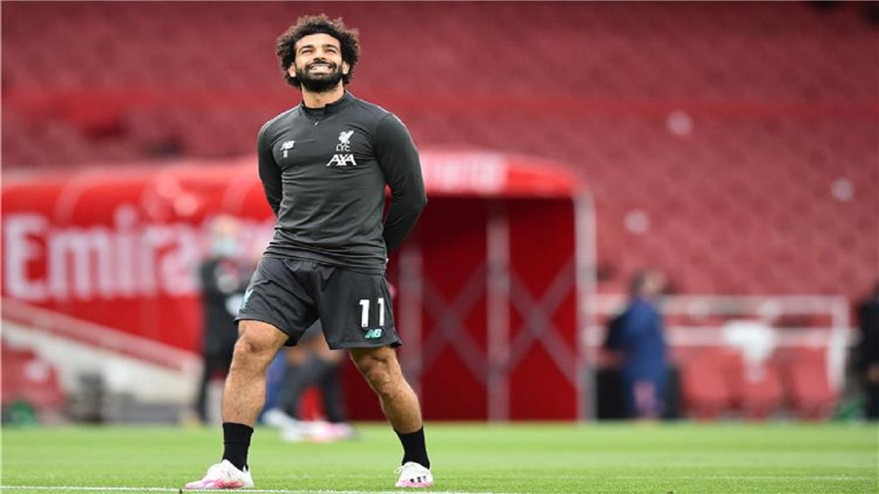 محمد صلاح يحقق رقمًا جديدًا مع ليفربول رغم الهزيمة أمام أرسنال
