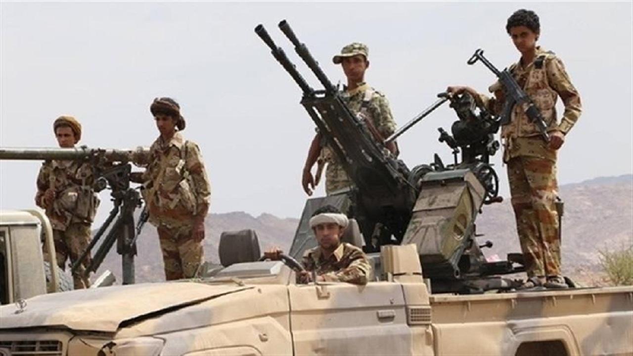 القوات اليمنية يُكذب الحوثيين