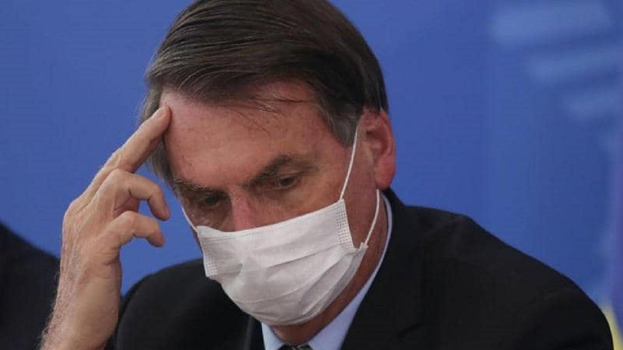 كورونا يصيب الرئيس البرازيلي بعد تهاونه بخطورته