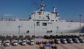 """بالفيديو.. الجيش المصري يستعرض عمليات مناورة """"حسم 2020"""""""