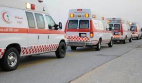 إصابات في حادث اصطدام مركبتين بالقنفذة