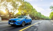 تطور مذهل في سيارة إم جي ZS فيس ليفت 2021