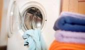 طرق غسل الملابس بالخل