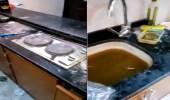 بالفيديو .. عائلة تُخرب شقة فندقية بطريقة مقززة
