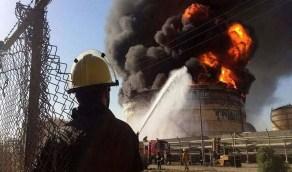 انفجار ثانِي مروع في أقل من 24 ساعة في أحد مصانع إيران