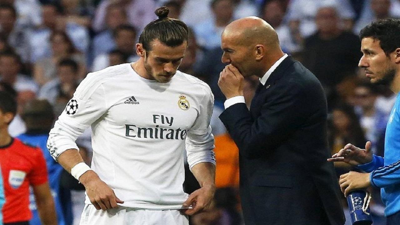زين الدين زيدان: جيمس رودريغير لن يلعب مجددا بريال مدريد