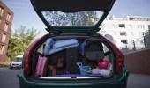 طرق تخزين حقائب السفر في السيارة بشكل آمن