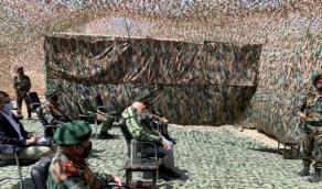 الصين تعلق على زيارة «مودي» للمنطقة الحدودية بالزي العسكري