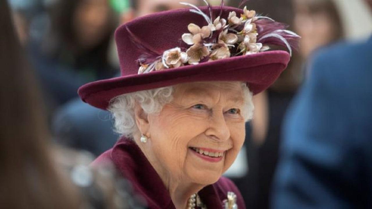 بالفيديو.. رجل يثير ضحك الملكة إليزابيث بقصة طريفة
